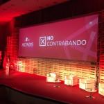 Piensa en LED materia audiovisual Altadis
