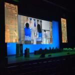 Piensa en LED Sevilla equipos audiovisuales Congreso Mundial de Entrenadores
